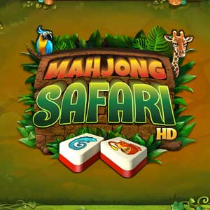 Pogo Mahjong Safari HD