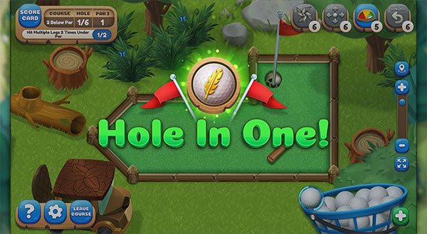 Play Pogo Mini-Golf Free Online