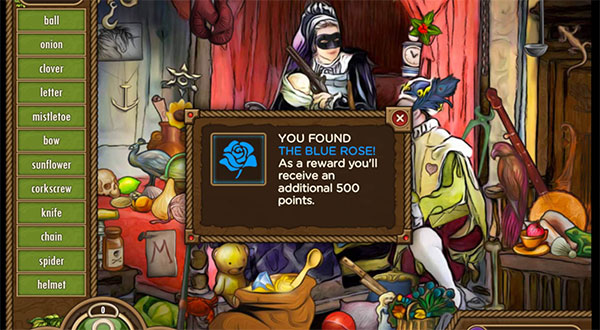 Play Pogo StoryQuest Pnline Hidden Object Game